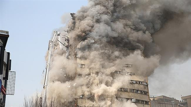 Iran in shock after deadly high-rise collapse