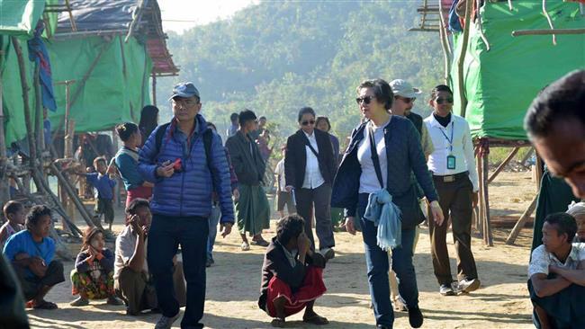 'UN must apply sanctions against Myanmar'