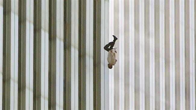 Story behind 9/11 'Falling Man'