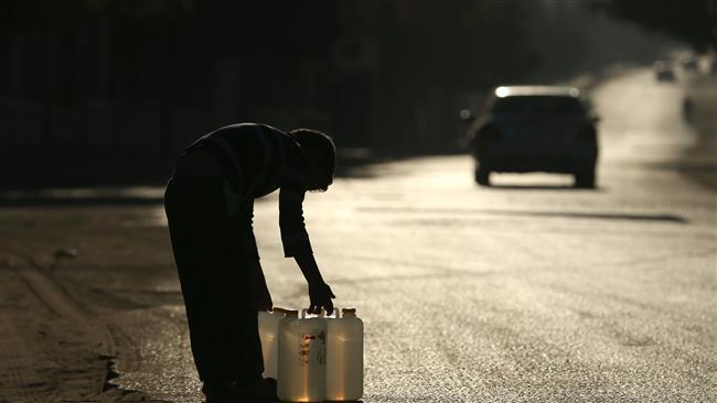 Water shortage worsening in besieged Gaza