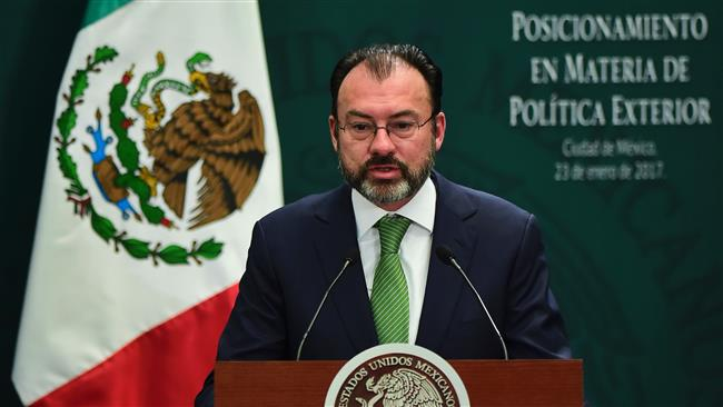 Paying for Trump wall not negotiable: Mexico