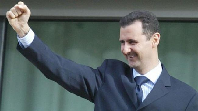 Syria rejects rumors about Assad's health