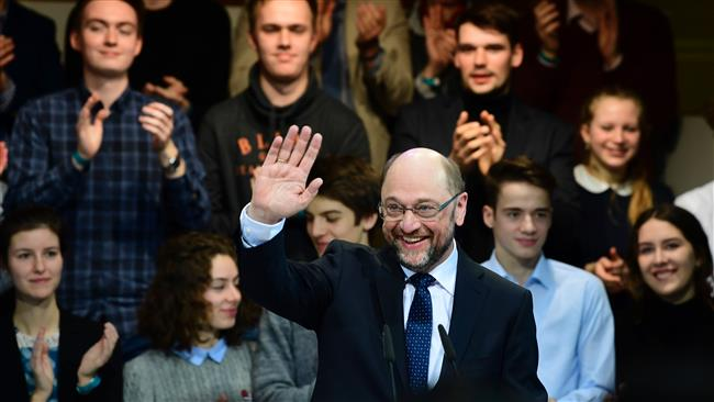 Germany's SPD picks Schulz for elections