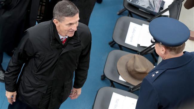 Flynn puts Iran 'on notice' over missile tests