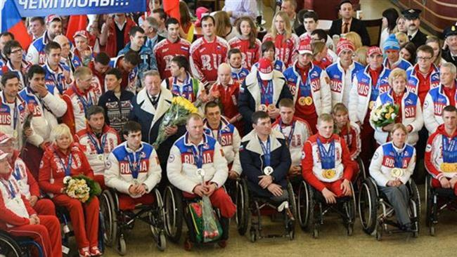 Russia Paralympic team barred from 2018 winter games qualifiers