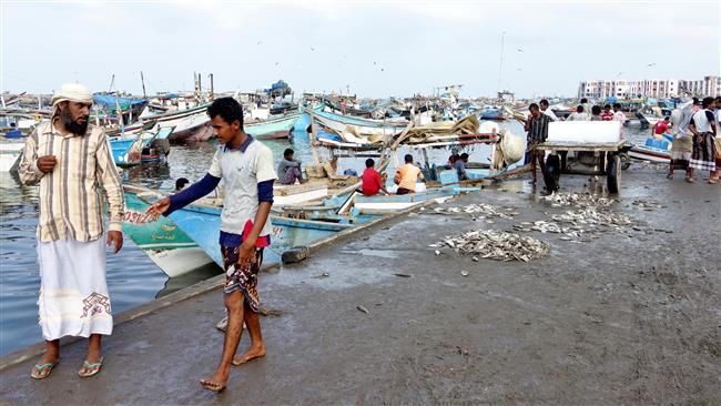 Saudi continues to target Yemeni fishermen