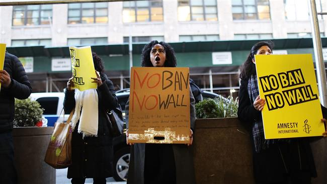US Justice Dept. asks court to restore travel ban