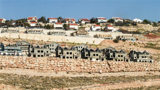 Israeli settlers in West Bank near half a million
