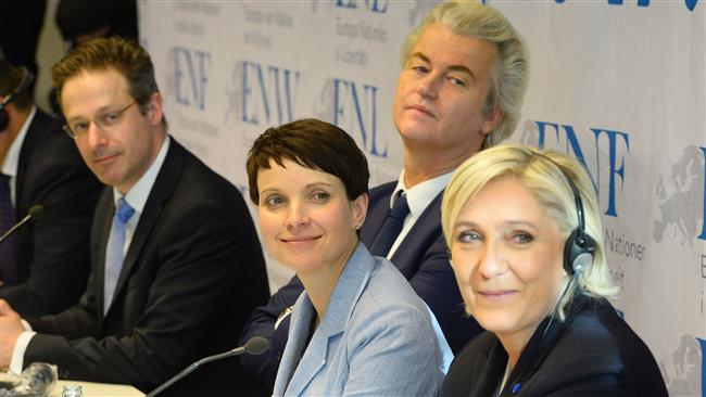 EU's far-right parties surge in latest polls