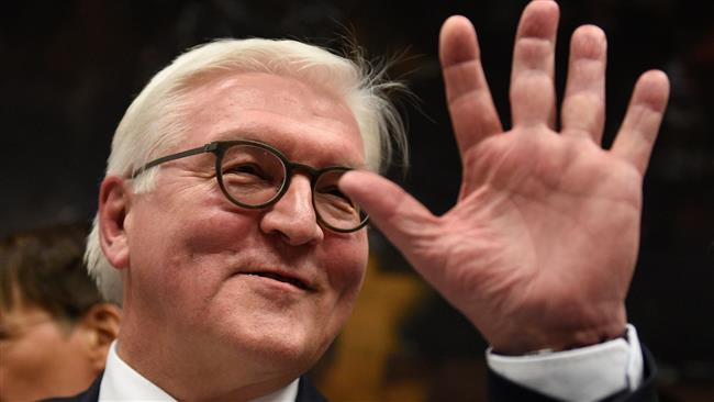 Germany's Steinmeier likely to become president