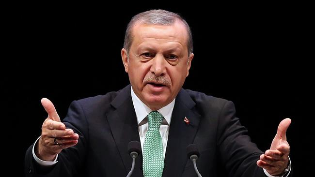 'Raqqah Turkish forces' final goal in Syria'