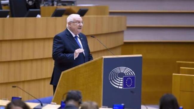 Israeli president backs annexation of West Bank