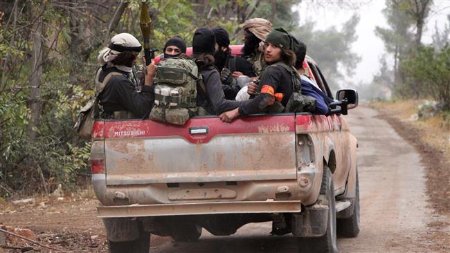 Infighting kills dozens of terrorists in Syria's Idlib