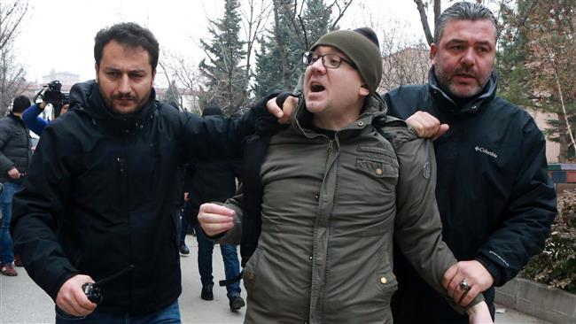 Turkey nabs 600 over 'links to Kurdish militants'