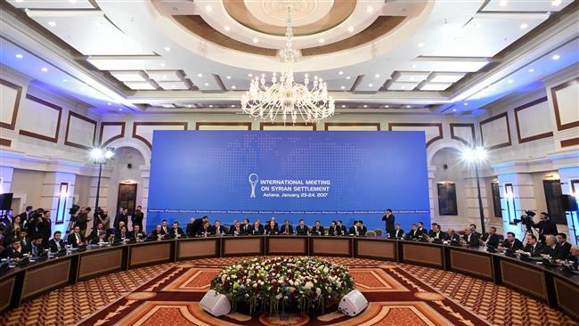 'Syria talks in Astana postponed until Thursday'