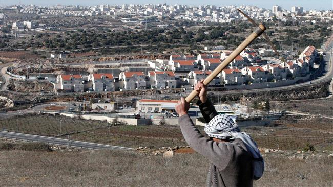 'Two-state solution no goal for Trump'