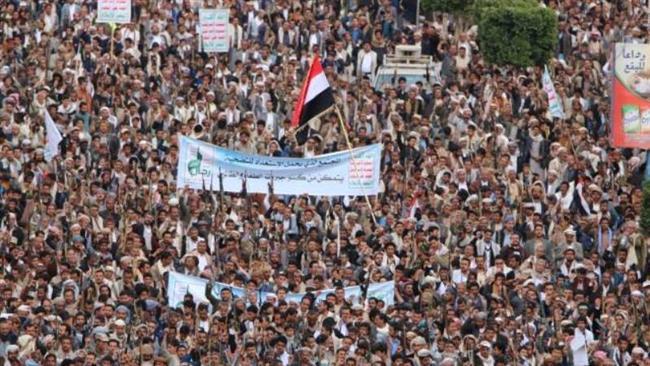 Saudi war's Yemeni martyrs honored in Sana'a