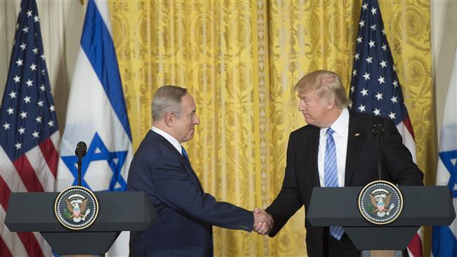 'Trump seeks to fulfill ethnic cleansing in Palestine'