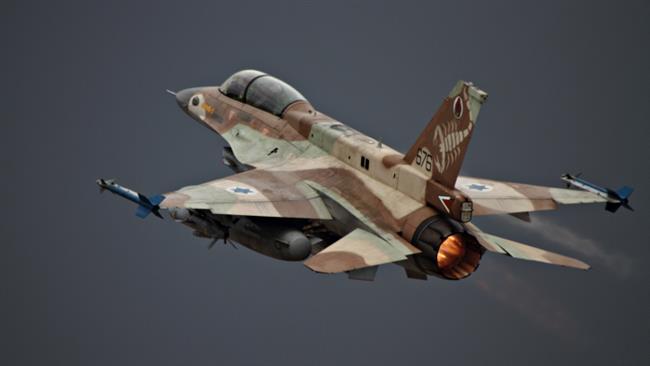 'Israeli jets hit Syrian army positions near capital'