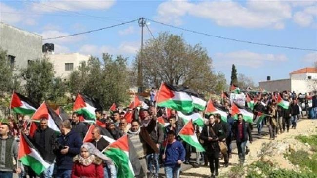 'Israel withdrawing from Palestine, only solution'