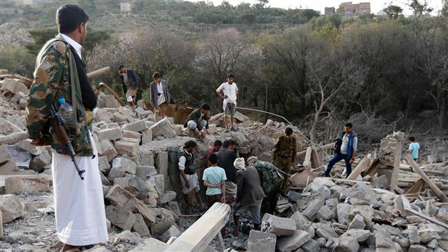 'Saudi war killed over 12,000 Yemeni civilians'