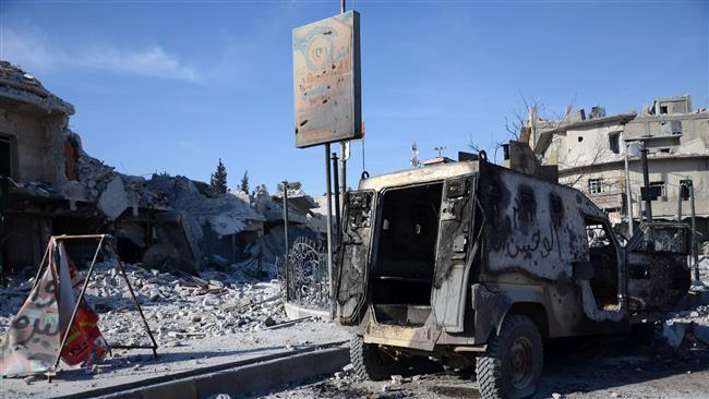 Daesh wreaks havoc after Turkey's al-Bab 'capture'