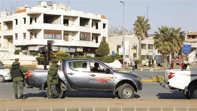 'Homs terror attacks aimed to derail Geneva talks'