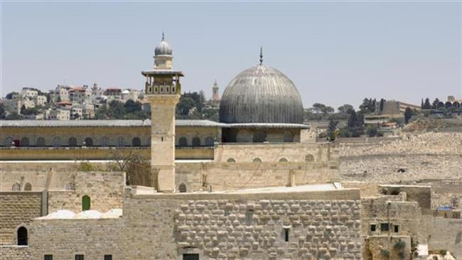 'Israel trying to destroy al-Aqsa Mosque'