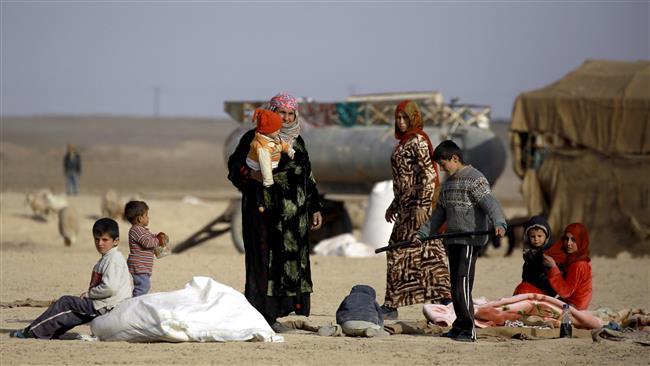 Daesh imposes 'Afghan dress' in Syria's Raqqah