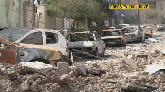 Cleansing operations underway in western Mosul