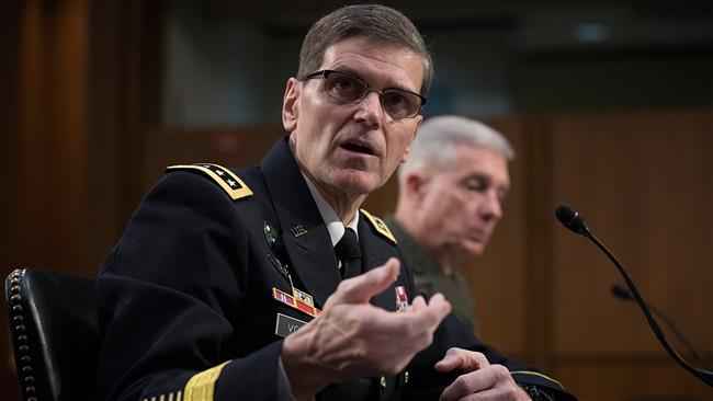 'US military working on new Afghanistan strategy'