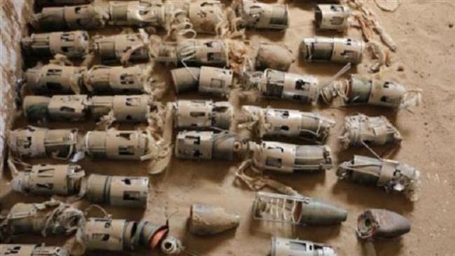 Saudi Arabia uses cluster bombs in Yemen
