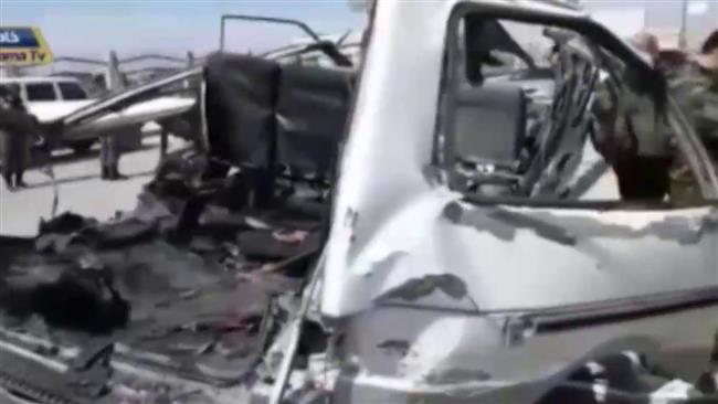 Deadly militant bombing rocks Syria's Homs