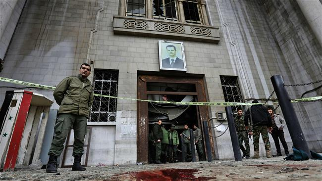 Bloody Syria blasts draw strong condemnations