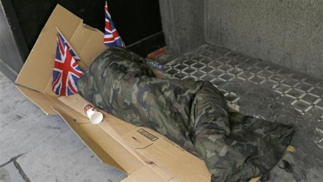 Britain's poverty pandemic