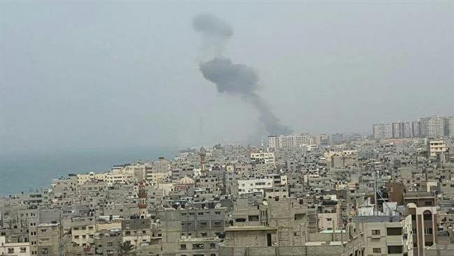 Israeli jets strike northern Gaza Strip