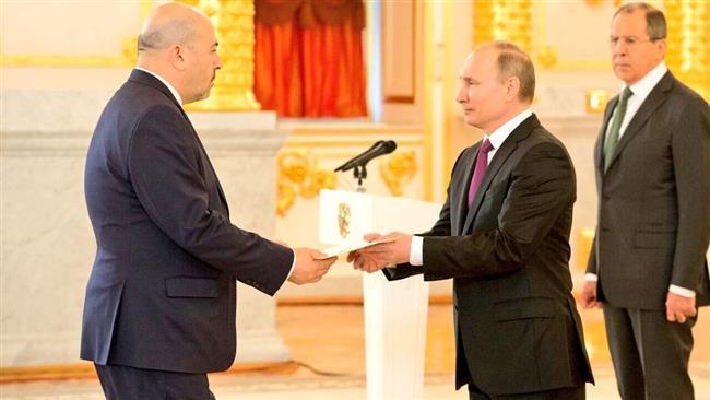 Russia summons Israeli envoy over Syria raids
