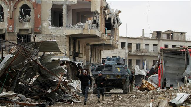 Iraqi forces recapture more Mosul districts