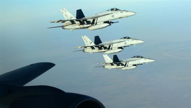 US-led strike kills 33 civilians in northern Syria