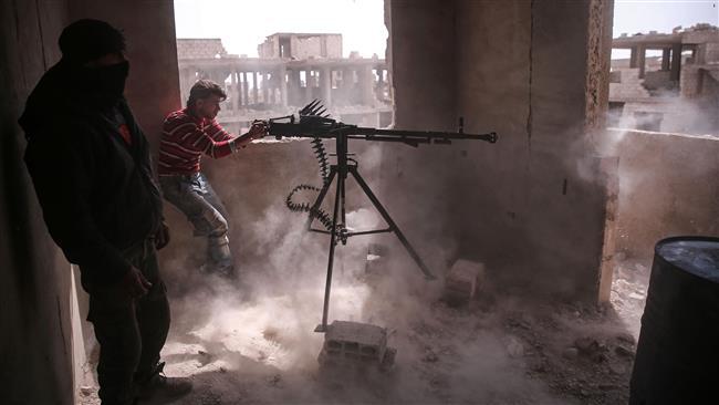 Saudi, Turkey, Qatar behind Damascus fighting: Syria