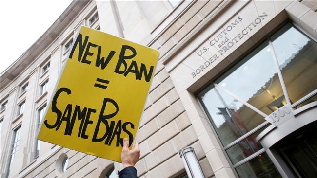 Virginia judge gives OK to new Trump travel ban