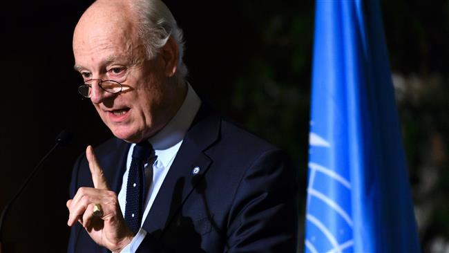 Iran, Russia, Turkey must resume Syria talks: UN