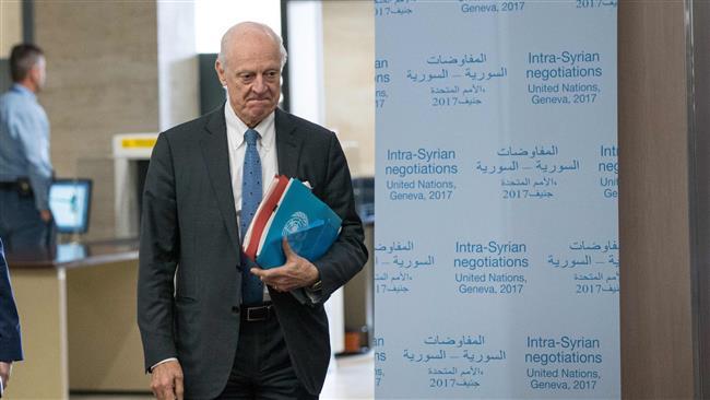 UN asks Iran, Russia, Turkey to save Syria truce