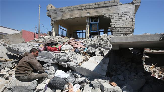 Death toll keeps rising in suspected US-led airstrike in Mosul
