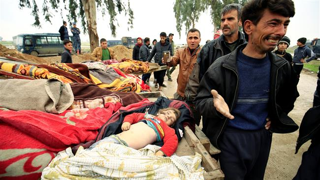 'We had role in Mosul civilian deaths'