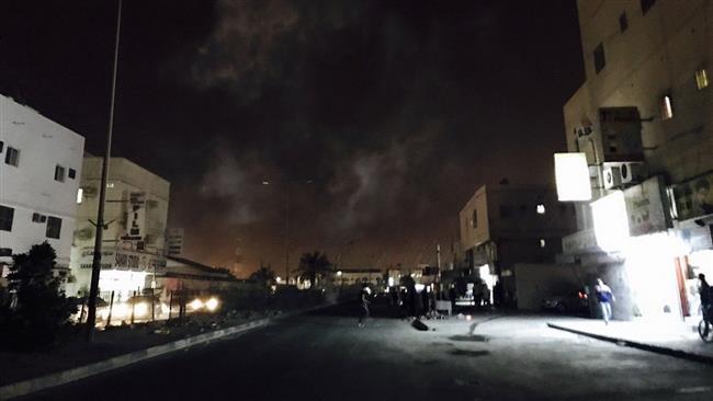 Bahrain protesters rap hefty sentences for activists
