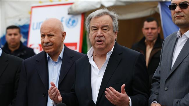 UN chief supports Iraq's fight to retake Mosul