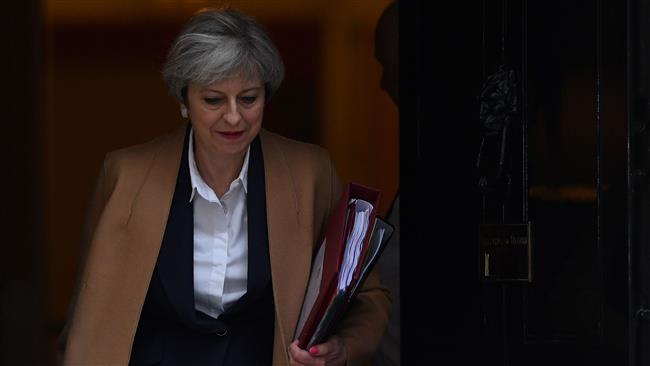 May steps up war of words over Gibraltar