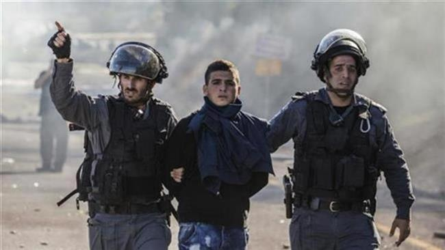 Israeli forces continue crackdown on Palestinians