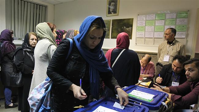 Iran's elections at a glance